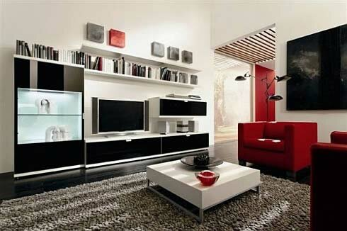 Interior Living Room Design on Living Room Fashion Style In Living Room